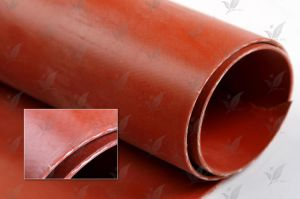 Silicone Rubber Coated High Temperature Fiberglass Cloth pictures & photos