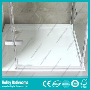 Hinger Door Double Doors Selling Simple Shower Enclosure (SE706c) pictures & photos