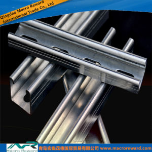ASTM Steel Strut Channel C Channel U Channel pictures & photos