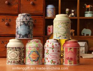 6PCS Iron Tea Tin Box pictures & photos