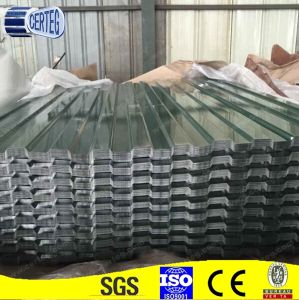 Color Coated Zinc Corrugated Steel Roofing for Africa pictures & photos