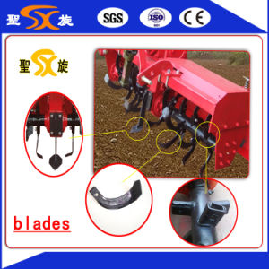 Small Farm Equipment Rotary Cultivator/Rotary Tiller/Rototiller (1GQN-120/1GQN-125/1GQN-140) pictures & photos