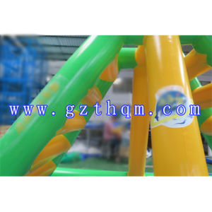 Giant Beach Inflatable Water Park/High Quality PVC Inflatable Floating Water Park pictures & photos