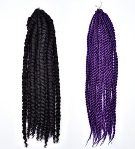 Africa′s New Wig Hand Rub Braid Mambo Braid