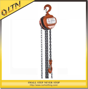 Top Ranking Manual Chain Hoist (CH-WC) pictures & photos