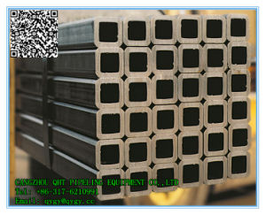 Q195 Black Annealed Square Steel Pipe pictures & photos