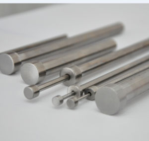Non Standard Nitrided Ejector Pin of Plastic Injection Moulding Parts pictures & photos
