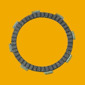 Wholesale Motorbike Friction Disc, Motorcycle Clutch Plate for Xrm Motorcycle pictures & photos