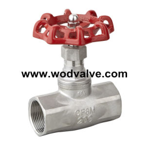 Carbon Steel Pressure Reducing Globe Valve pictures & photos