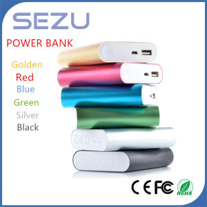 2015 Original for Xiaomi Colorful Styles Power Bank High Quality 10400 mAh Powerbank pictures & photos