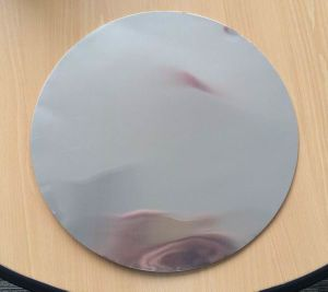 aluminium round sheet for traffic sign pictures & photos