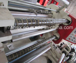 Paper Roll to Roll Slitting Rewinder Machine (WFQ-1300A) pictures & photos