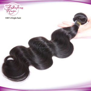 All Lengths Brazilian Virgin Human Hair Extensions Body Wave Hair pictures & photos