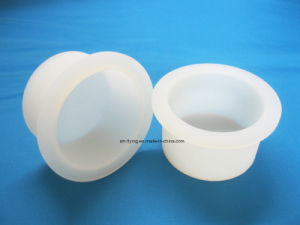 High Temparature Resistant Anti-Oxidation Silicone Rubber Protective Spare Parts for Metal Equipment pictures & photos