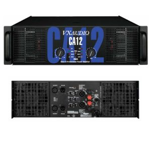 High Quality High Performance PRO Power Amplifier (CA12) pictures & photos