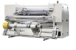Used of Automatic Slitter and Rewinder (KLF-PC)
