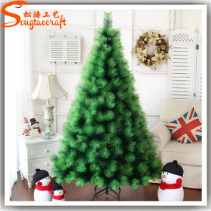 Indoor Holiday Ornament Christmas Decorations Artificial Xmas Tree pictures & photos