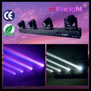 4 Head 4PCS*12W 4in1 LED Moving Head Sharp DJ Light pictures & photos