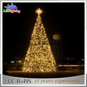 Tower Giant Outdoor Commercial Lighted Outdoor Tall Metal Christmas Trees