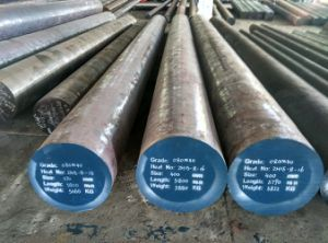 Great Carbon Steel Bar Air Cooling Forged Bar 080m40 pictures & photos