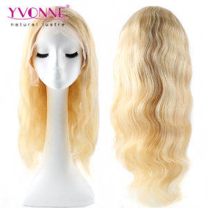 100% Body Wave Brazilian Virgin Hair Full Lace Wig pictures & photos