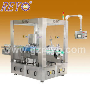 High Capacity Protect Environment Position Labeling Machine