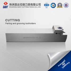 CNC Indexable Grooving Tool pictures & photos