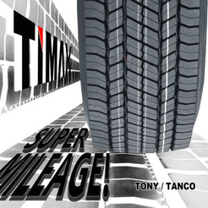 12r22.5 Block Pattern Radial Truck Tyre pictures & photos
