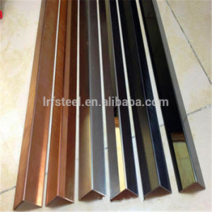 Interior Decoration Stainless Steel Coverplates/Skirting/Edge Protection/Listello, Made in China pictures & photos