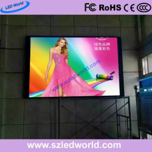 RGB Indoor/Outdoor Video Wall LED Display Panel (P3.91, P4.81, P5.95, P6.25) pictures & photos
