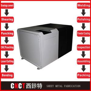 New Design Aluminum Electrical Box Enclosures pictures & photos