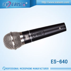 Wire Dynamic Microphone KTV Music Microphone