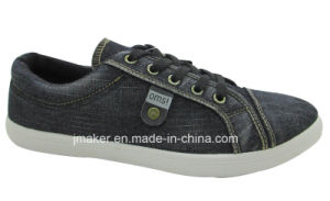 Popular Men′s Casual Shoes with PU Upper (J2180-M)
