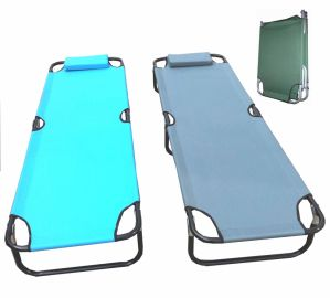Folding Camping Bed with 600d Carrying Bag (SP-170) pictures & photos