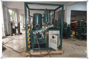Waste Lubricating Oil Purifier Machine (Series Tya-10) , Breaking Emulsion, Dehydration and Degassing, Physical Process pictures & photos