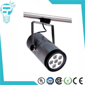 High Power 7W LED Track Light Spot Light pictures & photos