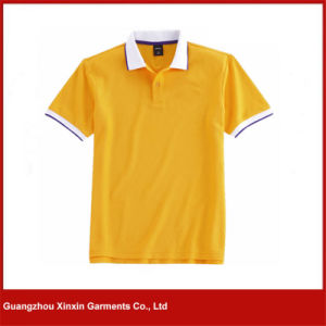 OEM Factory Silk Screen Printing Polo Shirts for Promotion (P159) pictures & photos