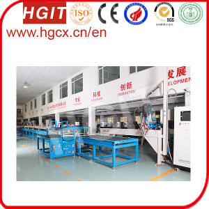 Customized Automatic Glue Brushing Production Line pictures & photos