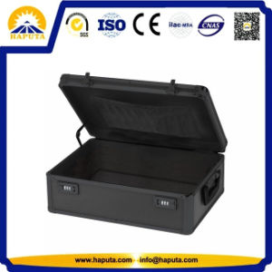 Black Aluminium Laptop Case Briefcase (HL-8005) pictures & photos