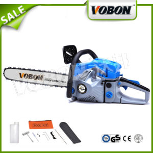 Professional Petrol 58cc Chain Saw pictures & photos