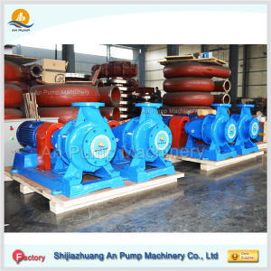 Urban Water Supply Single Stage Centrifugal Water Pump pictures & photos