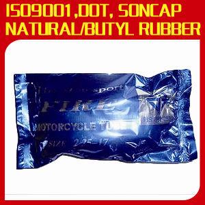 Motorcycle Inner Tube/Natural Rubber Inner Tube/Butyl Rubber Inner Tube (130/60-13) pictures & photos