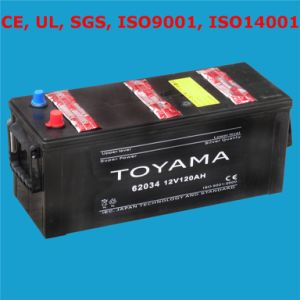 3-Year Warranty Car Batteries Automotive Cheapest Car Battery 12V 40ah pictures & photos