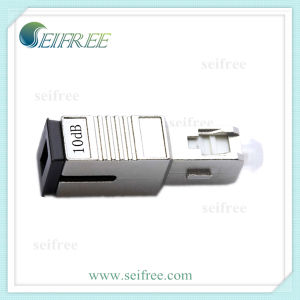 Plug Type Fiber Optic Attenuator Sc Adapter pictures & photos