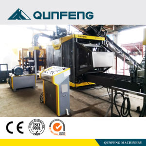 Color Brick Machine\ Cement Brick Making Machine (QFT10-15G) pictures & photos