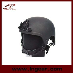 Airsoft Protective Ibh Tactical Helmet of Police Helmets with High Quality pictures & photos