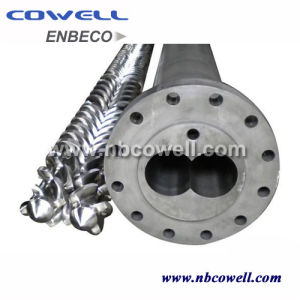 Parallel Twin Screw Barre for Injection Machine pictures & photos