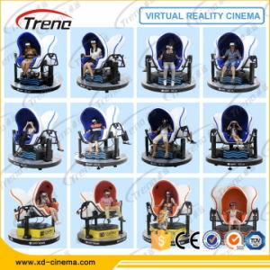 Good Business 9d Cinema Rotating Platform Vr 9d Cinema Stimulator pictures & photos