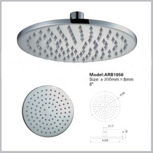 "High Quality Bathroom 8"" Round Shower Rose (ARB1056) pictures & photos"