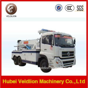 Dongfeng 6X4 Block Removal Wrecker Truck pictures & photos